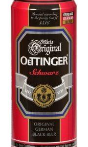 Oettinger Schwarz 500 ml can NEW