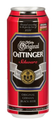 Oettinger Schwarz 500 ml can NEW