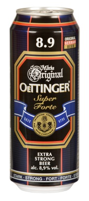 Oettinger Super Forte 500 ml NEW